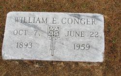 """William Edmond """"Ed"""" Conger"""