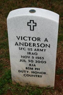 SFC Victor Anthonio Anderson