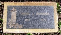 Harry Emmett Donahoe