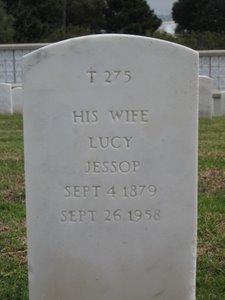 Lucy <I>Jessop</I> Burdick