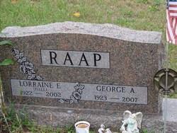 George Andrew Raap