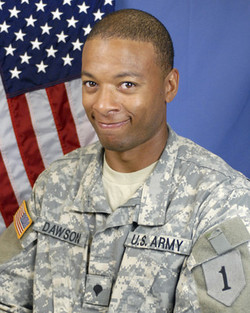 Sgt Ezra Dawson