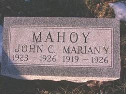 John C. Mahoy