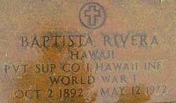Baptista Rivera