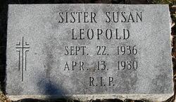 Sr Susan Leopold