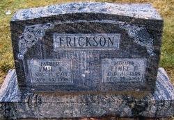Ethel <I>Thaxton</I> Erickson