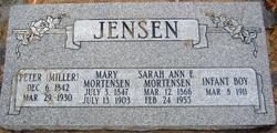 Sarah Ann <I>Mortensen</I> Jensen