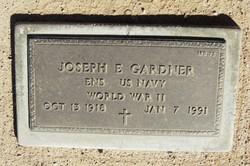 Joseph Emery Gardner