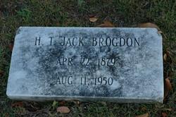 "Hardy Terry ""Jack"" Brogdon"