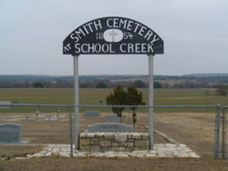 Smith Cemetery at School Creek