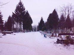 New Krasyliv Cemetery