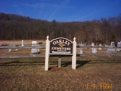 Oakley Methodist Cemetery
