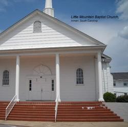 Little Mountain Baptist Church Cemetery