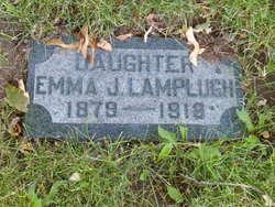Emma Jane <I>Rhodes</I> Lamplugh
