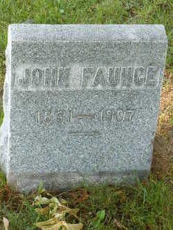 John Faunce