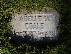 Adelle M Coale