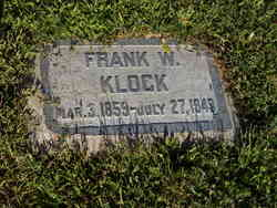Frank William Klock