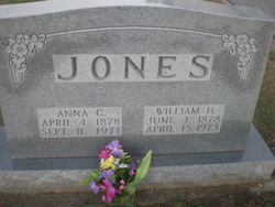 Anna Catherine <I>Ramer</I> Jones