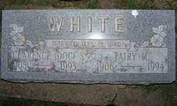"Clarence Marshall ""Doc"" White"