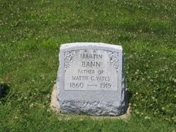 Martin Bann