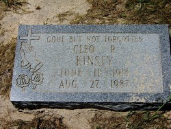 Cleo Raymond Kinsey