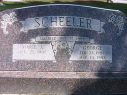 George Scheeler
