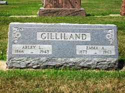 "Arlington L ""Arley"" Gilliland"