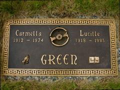 Carmella Elioceous Green