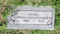 Harry Gould Ashworth