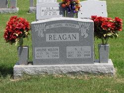 Arlene <I>Wilson</I> Reagan