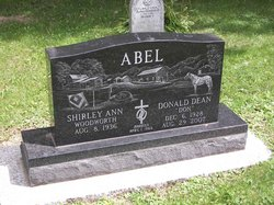 Shirley Ann <I>Woodworth</I> Abel