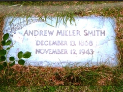 Andrew Miller Smith