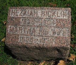 Martha <I>Williams</I> Hicklin