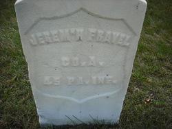 Jeremiah Fravel