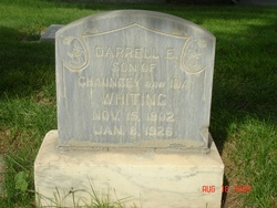 Darrell E Whiting