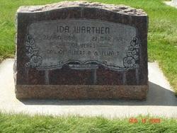 Ida Warthen