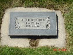William Albert Warthen