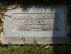 Andrew Jackson Bidwell
