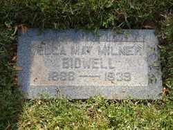 Ella Mary <I>Milner</I> Bidwell