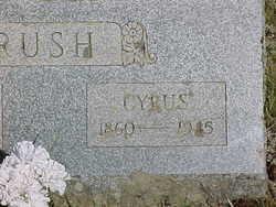 Cyrus Rush