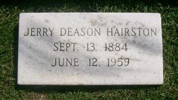 Jerry Deason Hairston