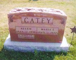 Sgt Allen Catey