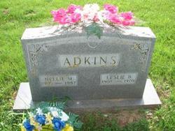 Nellie May <I>Pendleton</I> Adkins