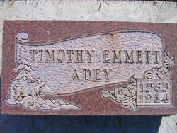Timothy Emmett Adey