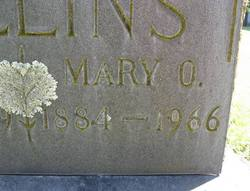Mary O. <I>Lyons</I> Collins