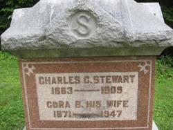 Cora Belle <I>Passwater</I> Stewart