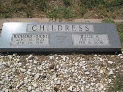 Billie M. Childress