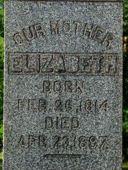 Elizabeth <I>Kuhns</I> Brewer
