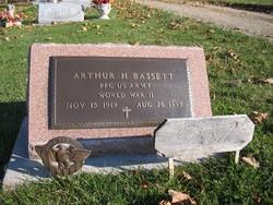 Arthur H Bassett