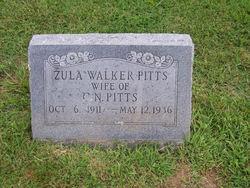Zula <I>Walker</I> Pitts